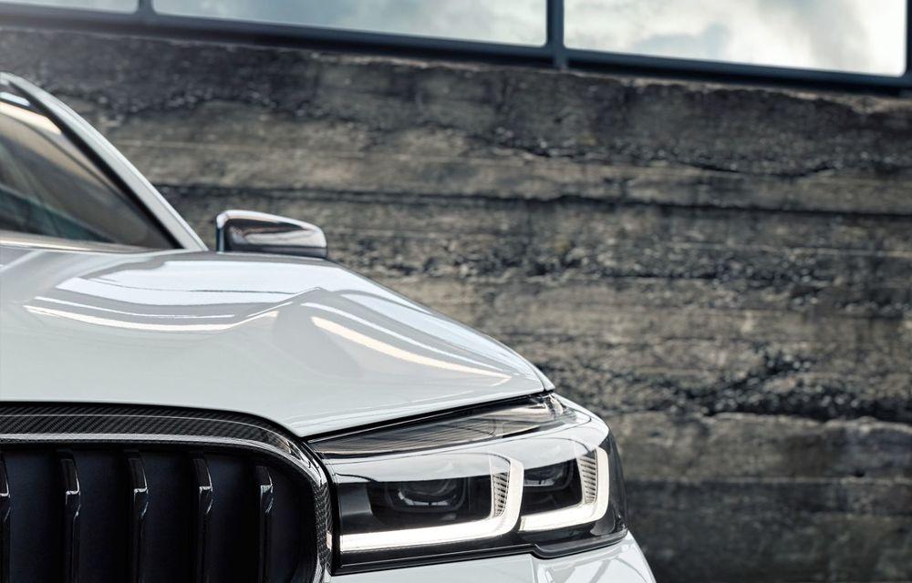 BMW lansează gama de accesorii M Performance pentru Seria 5 și M5 facelift: elemente de caroserie din fibră de carbon și noutăți pentru interior - Poza 17