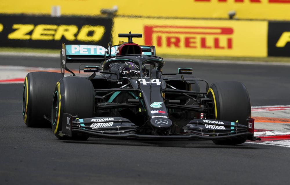 """Mercedes își apără rezultatele: """"Nu suntem noi vinovați că dominăm Formula 1"""" - Poza 1"""