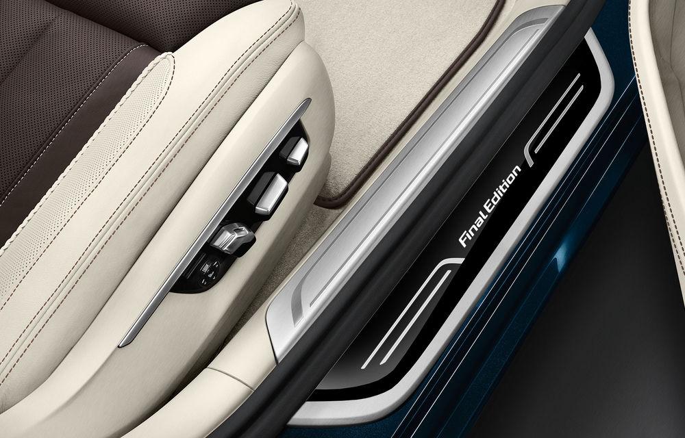 Final de carieră pentru motorul diesel cu patru turbine din oferta BMW: nemții marchează momentul cu versiuni speciale X5 M50d și X7 M50d Final Edition - Poza 3