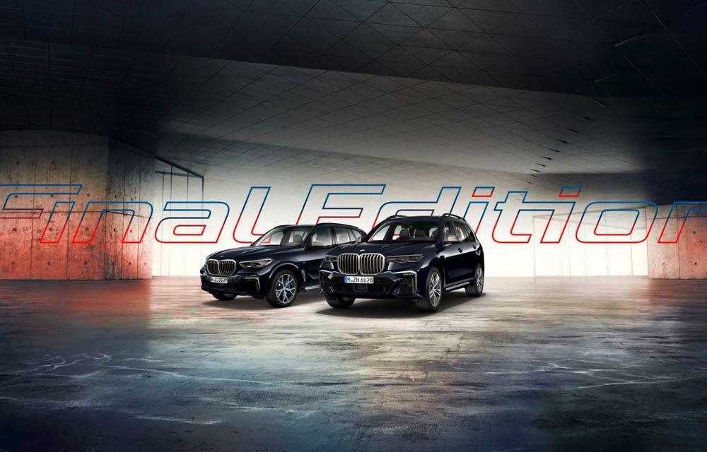 Final de carieră pentru motorul diesel cu patru turbine din oferta BMW: nemții marchează momentul cu versiuni speciale X5 M50d și X7 M50d Final Edition - Poza 2