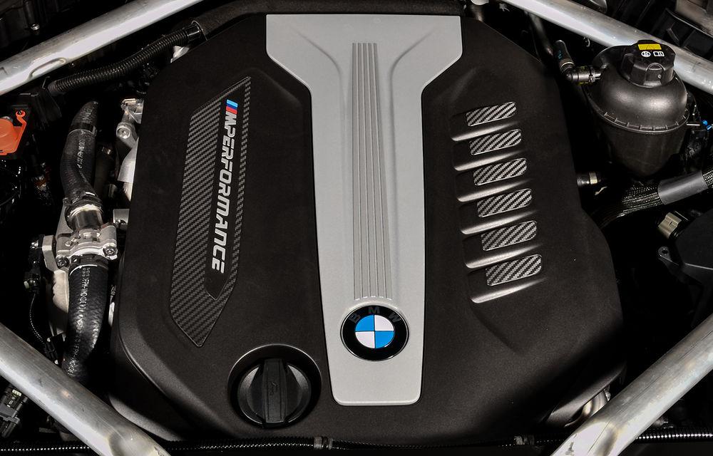 Final de carieră pentru motorul diesel cu patru turbine din oferta BMW: nemții marchează momentul cu versiuni speciale X5 M50d și X7 M50d Final Edition - Poza 5