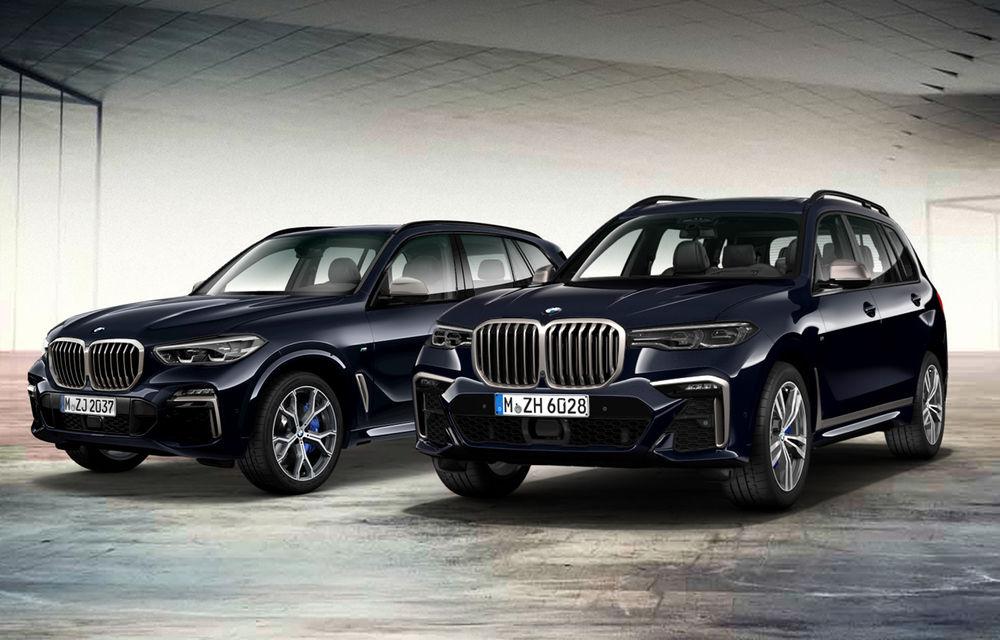 Final de carieră pentru motorul diesel cu patru turbine din oferta BMW: nemții marchează momentul cu versiuni speciale X5 M50d și X7 M50d Final Edition - Poza 1
