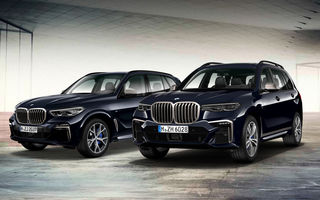 Final de carieră pentru motorul diesel cu patru turbine din oferta BMW: nemții marchează momentul cu versiuni speciale X5 M50d și X7 M50d Final Edition