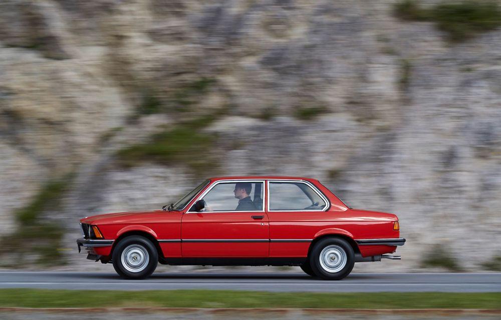 Aniversare în familia BMW: 45 de ani de la prezentarea lui Seria 3 - Poza 7