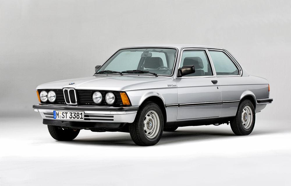 Aniversare în familia BMW: 45 de ani de la prezentarea lui Seria 3 - Poza 1