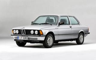 Aniversare în familia BMW: 45 de ani de la prezentarea lui Seria 3