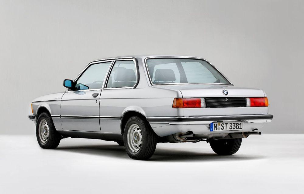 Aniversare în familia BMW: 45 de ani de la prezentarea lui Seria 3 - Poza 3