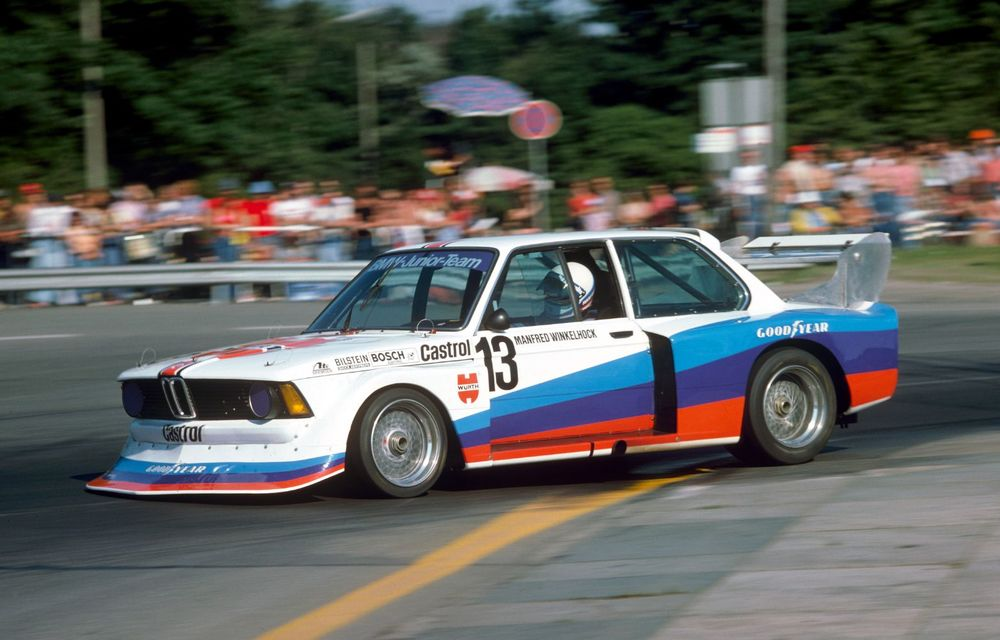 Aniversare în familia BMW: 45 de ani de la prezentarea lui Seria 3 - Poza 15