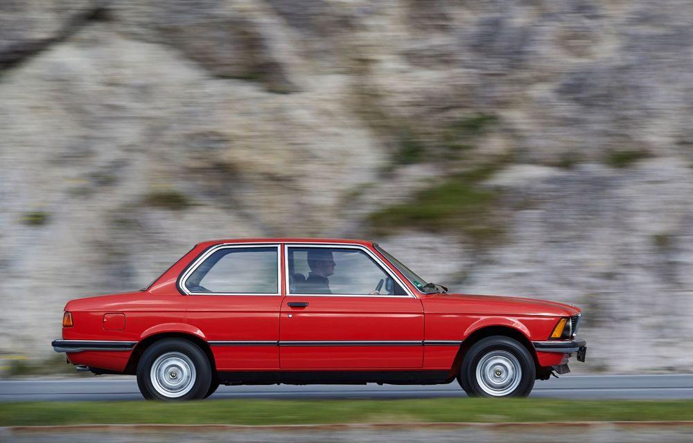Aniversare în familia BMW: 45 de ani de la prezentarea lui Seria 3 - Poza 8