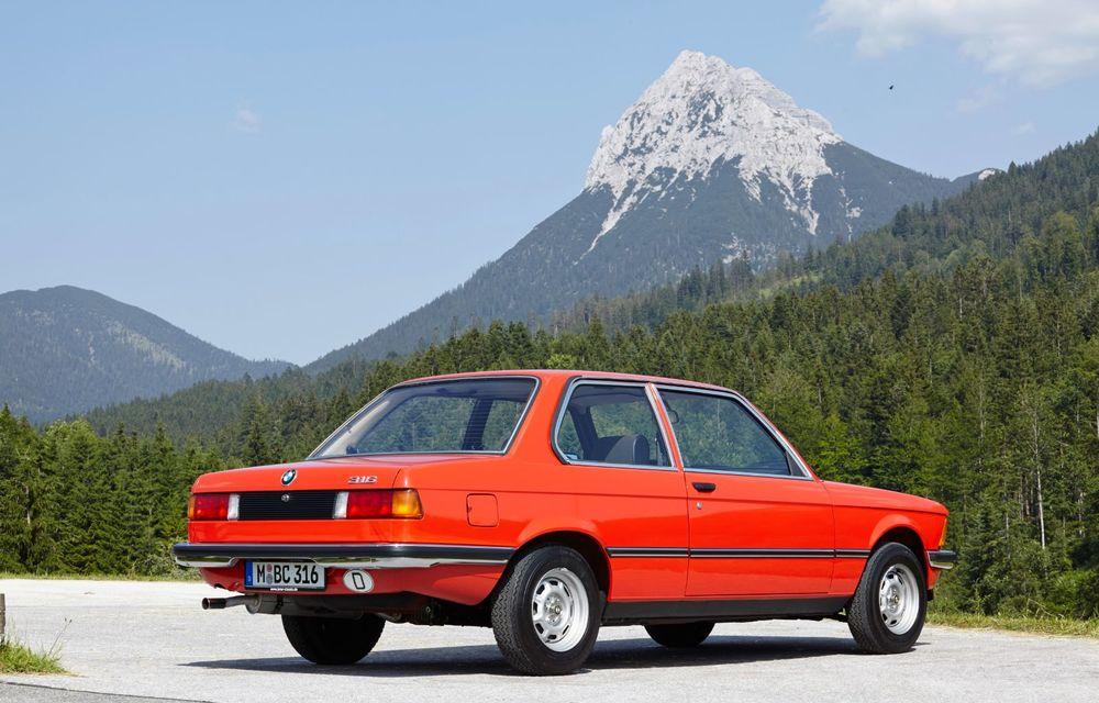 Aniversare în familia BMW: 45 de ani de la prezentarea lui Seria 3 - Poza 5