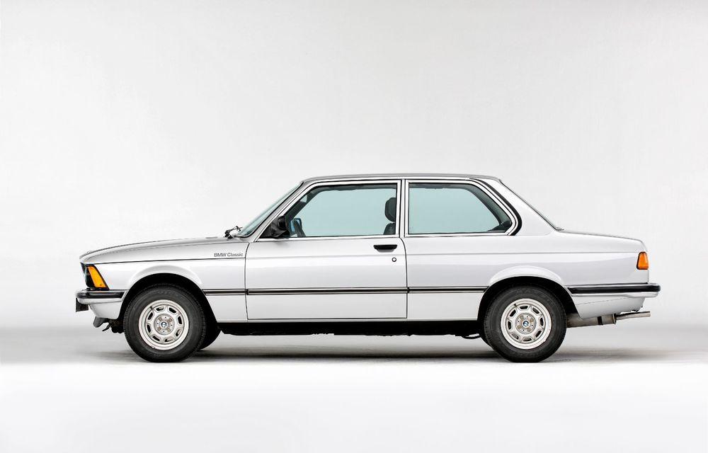 Aniversare în familia BMW: 45 de ani de la prezentarea lui Seria 3 - Poza 2