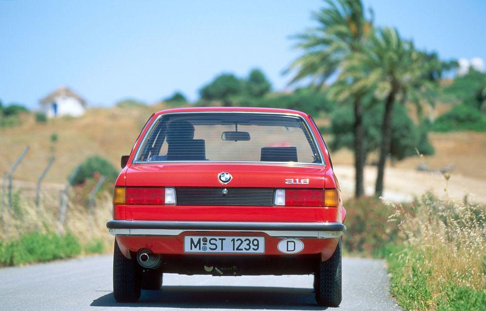 Aniversare în familia BMW: 45 de ani de la prezentarea lui Seria 3 - Poza 6
