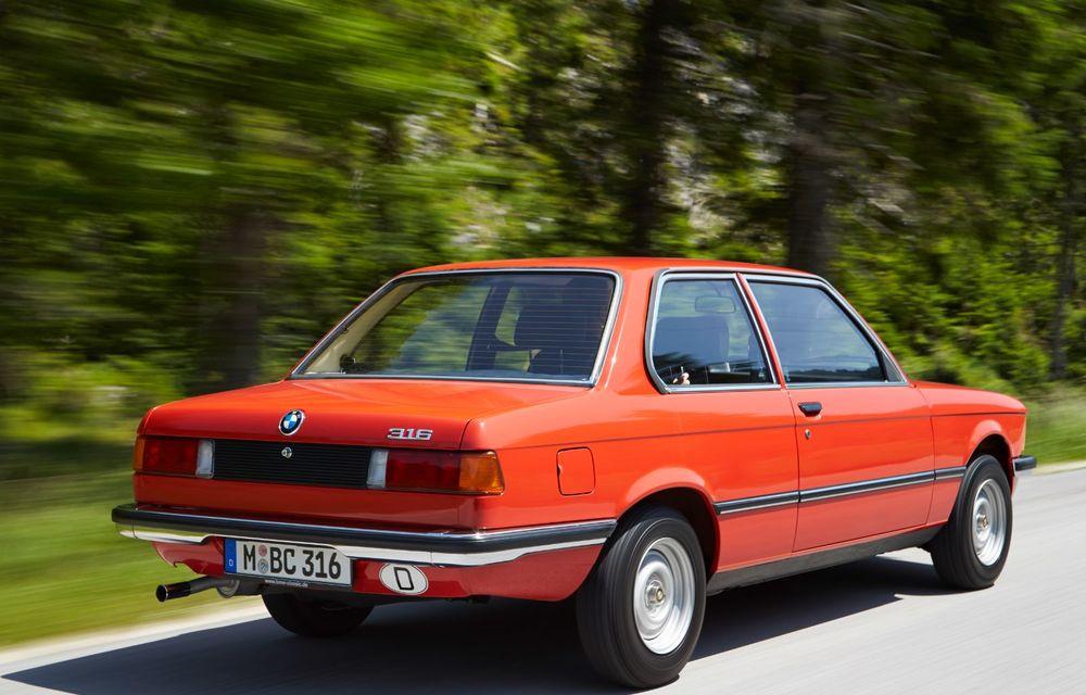 Aniversare în familia BMW: 45 de ani de la prezentarea lui Seria 3 - Poza 9