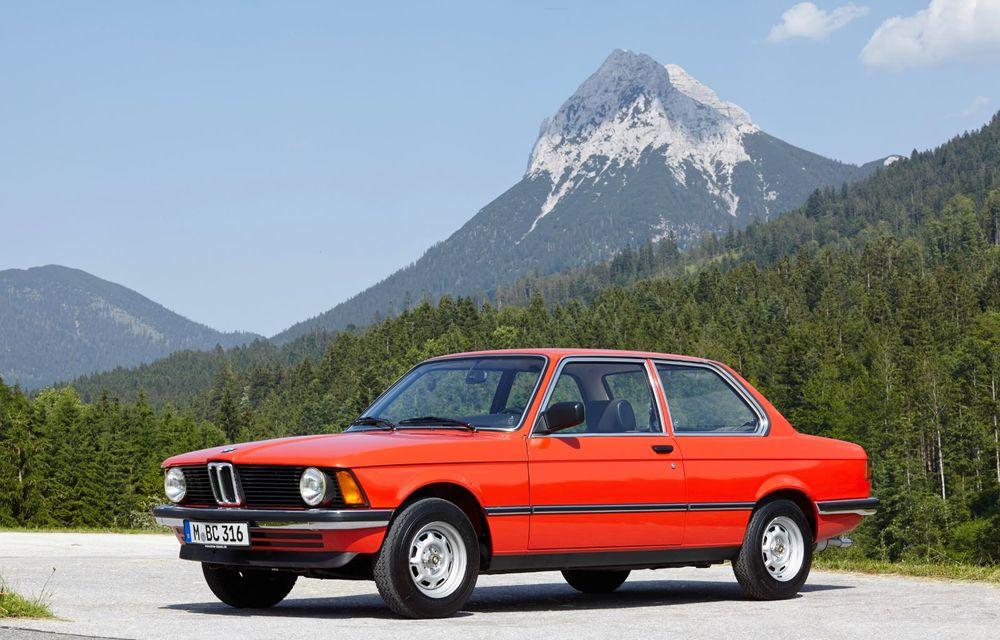 Aniversare în familia BMW: 45 de ani de la prezentarea lui Seria 3 - Poza 4