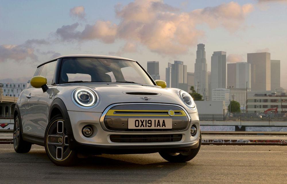 Versiunea electrică a hatchback-ului Mini a fost asamblată în 11.000 de unități: comenzile au fost realizate în nouă luni de la startul producției - Poza 1
