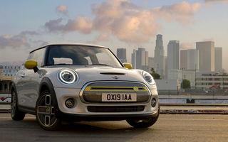 Versiunea electrică a hatchback-ului Mini a fost asamblată în 11.000 de unități: comenzile au fost realizate în nouă luni de la startul producției
