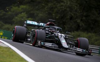 Avancronica Marelui Premiu al Marii Britanii: Hamilton, favorit în fața lui Bottas să aducă o nouă victorie pentru Mercedes