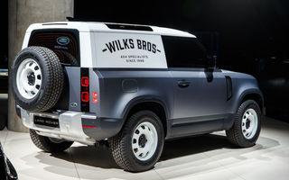 Land Rover a amânat startul producției lui Defender 90 din cauza pandemiei de coronavirus: comenzile pentru versiunea cu ampatament scurt vor putea fi plasate din această toamnă
