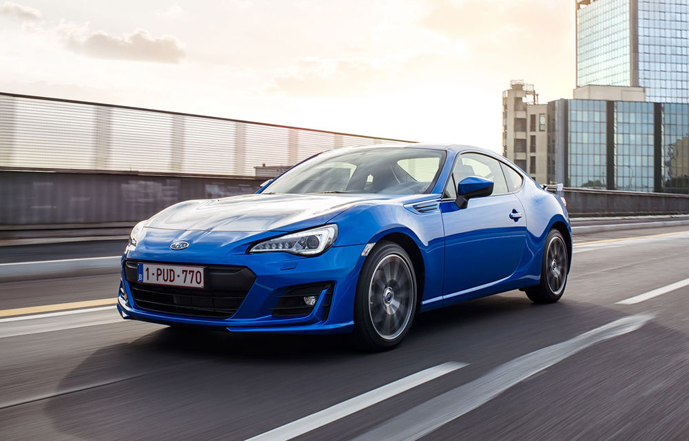 Subaru a încheiat producția sportivei BRZ: modelul ar urma să primească o generație nouă în 2021 - Poza 1