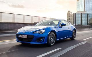 Subaru a încheiat producția sportivei BRZ: modelul ar urma să primească o generație nouă în 2021