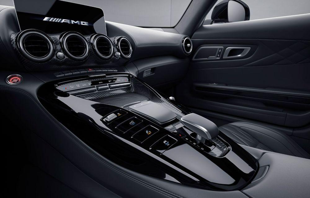 Noutăți în gama Mercedes-AMG GT: 530 de cai putere pentru versiunea de bază și mai multe echipamente disponibile standard - Poza 12