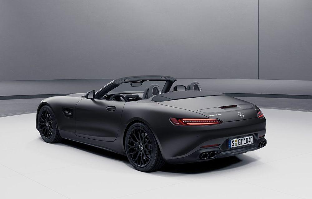 Noutăți în gama Mercedes-AMG GT: 530 de cai putere pentru versiunea de bază și mai multe echipamente disponibile standard - Poza 4