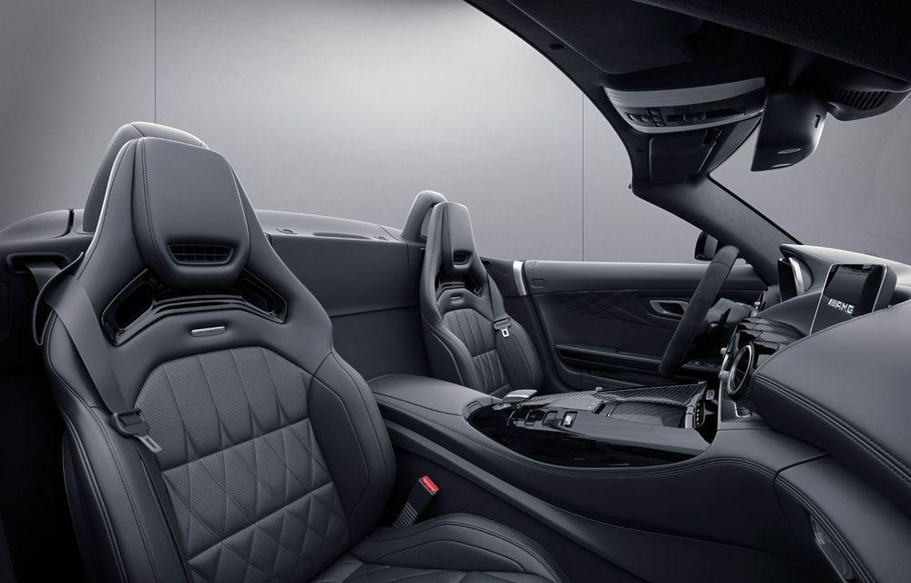 Noutăți în gama Mercedes-AMG GT: 530 de cai putere pentru versiunea de bază și mai multe echipamente disponibile standard - Poza 10
