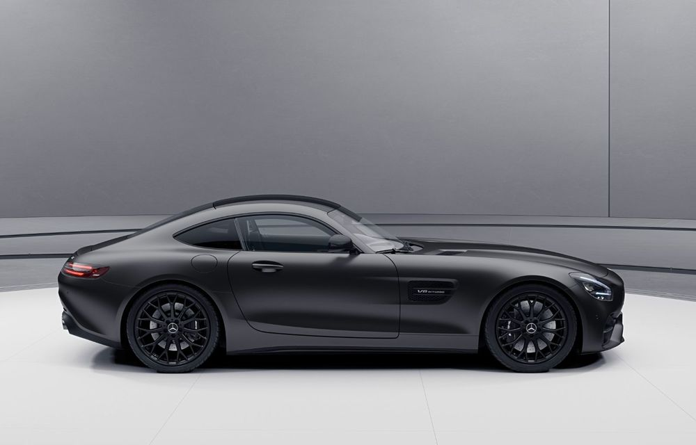 Noutăți în gama Mercedes-AMG GT: 530 de cai putere pentru versiunea de bază și mai multe echipamente disponibile standard - Poza 3