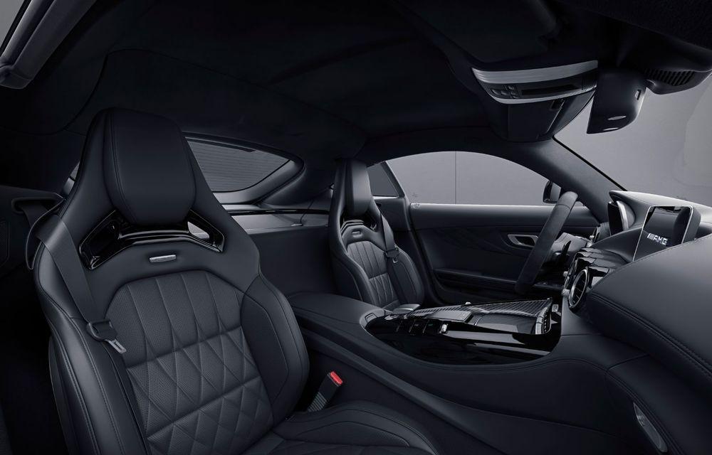 Noutăți în gama Mercedes-AMG GT: 530 de cai putere pentru versiunea de bază și mai multe echipamente disponibile standard - Poza 9