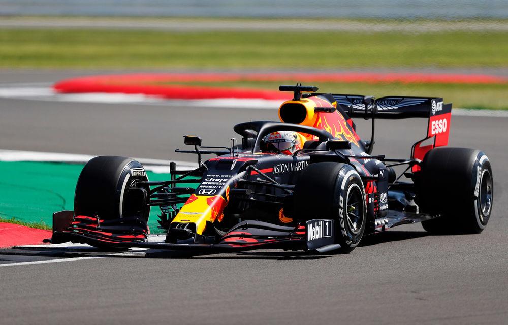 Verstappen și Stroll, cei mai rapizi în antrenamentele de la Silverstone: Hulkenberg îl înlocuiește pe Perez la Racing Point - Poza 1