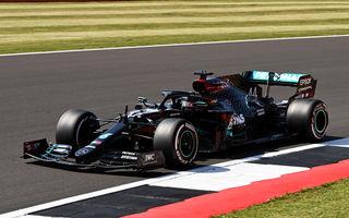 Hamilton, pole position la Silverstone în fața lui Bottas! Verstappen și Leclerc, pe a doua linie a grilei de start