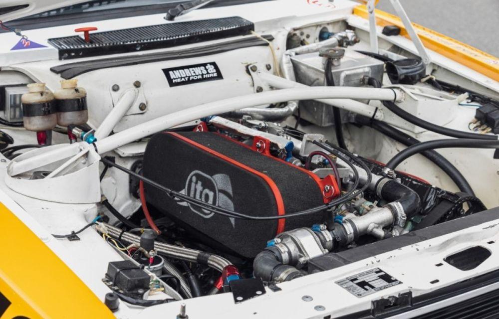 Pentru iubitorii de motorsport: un MG Metro 6R4 și un Talbot Lotus Sunbeam sunt scoase la licitație - Poza 5
