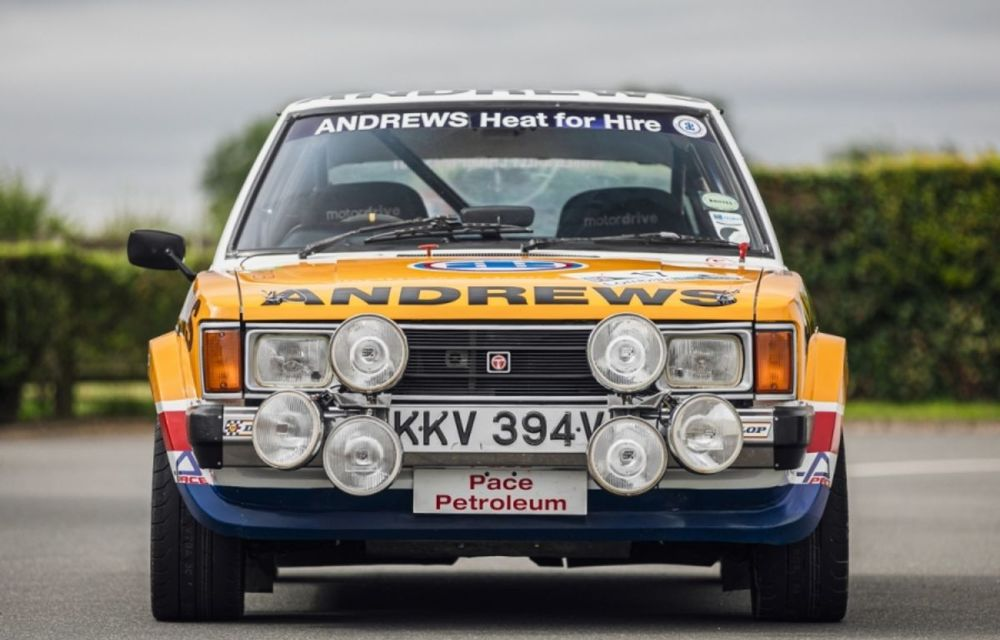 Pentru iubitorii de motorsport: un MG Metro 6R4 și un Talbot Lotus Sunbeam sunt scoase la licitație - Poza 2