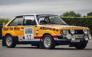 Pentru iubitorii de motorsport: un MG Metro 6R4 și un Talbot Lotus Sunbeam sunt scoase la licitație