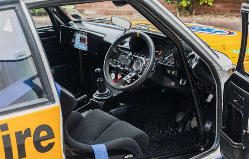 Pentru iubitorii de motorsport: un MG Metro 6R4 și un Talbot Lotus Sunbeam sunt scoase la licitație - Poza 4