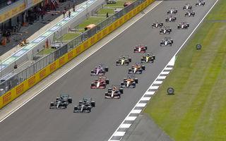 Hamilton a câștigat la Silverstone cu o pană în ultimul tur! Verstappen și Leclerc, pe podium după o pană suferită de Bottas cu două tururi înainte de final