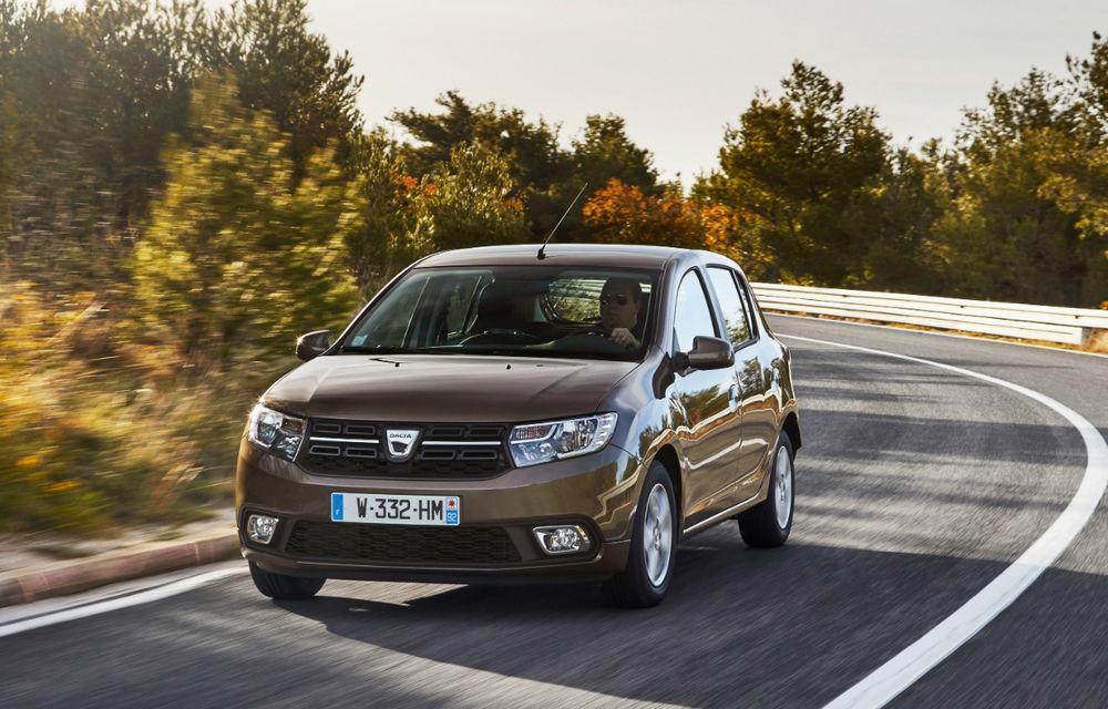 Înmatriculările Dacia au crescut cu 15% în Franța în luna iulie: piața locală a raportat o creștere de aproape 4% - Poza 1