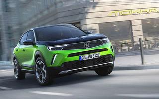 """Grupul PSA susține că Opel va câștiga cota de piață în 2021: """"Am eliminat multe modele din gamă, dar noul Mokka ne va ajuta să ne revenim"""""""