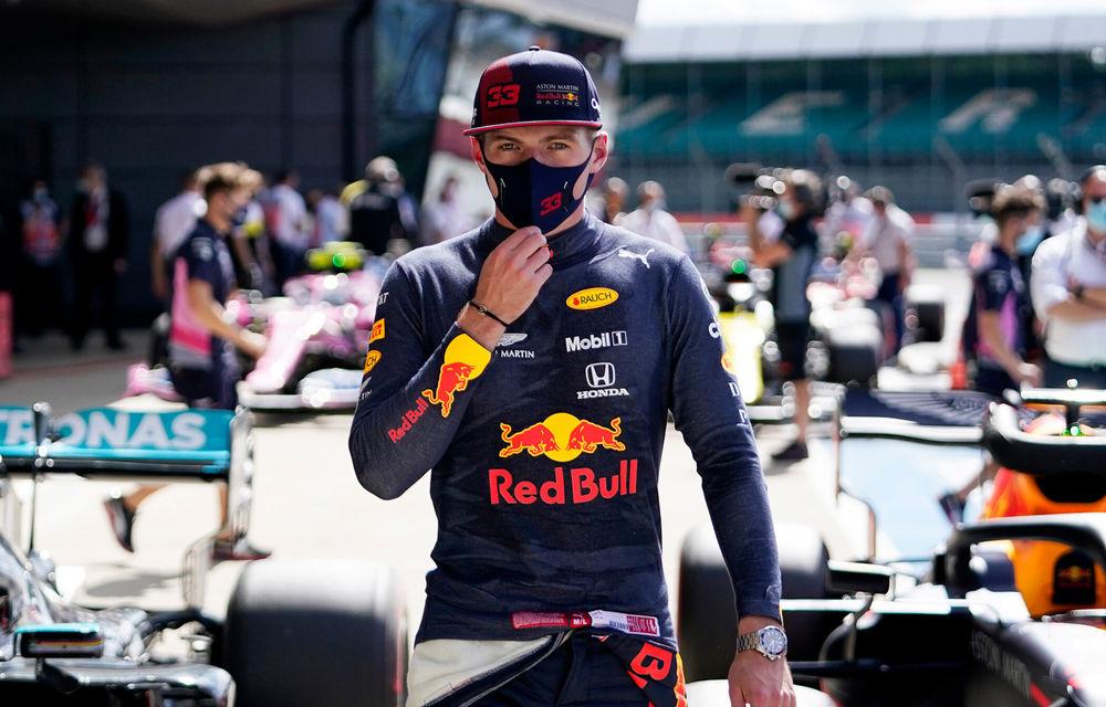 """Red Bull explică strategia din finalul cursei de la Silverstone: """"Exista riscul să facă și Verstappen până"""" - Poza 1"""