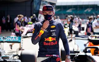 """Red Bull explică strategia din finalul cursei de la Silverstone: """"Exista riscul să facă și Verstappen până"""""""