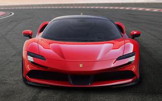 Vânzările Ferrari au scăzut cu 22% în prima jumătate a anului: Europa, regiunea cel mai puțin afectată de pandemie