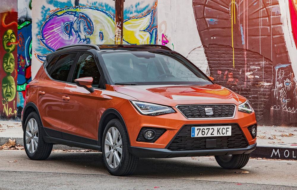 Primele informații despre Seat Arona facelift: SUV-ul ar putea rămâne fără motorizări diesel - Poza 1