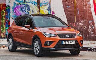 Primele informații despre Seat Arona facelift: SUV-ul ar putea rămâne fără motorizări diesel