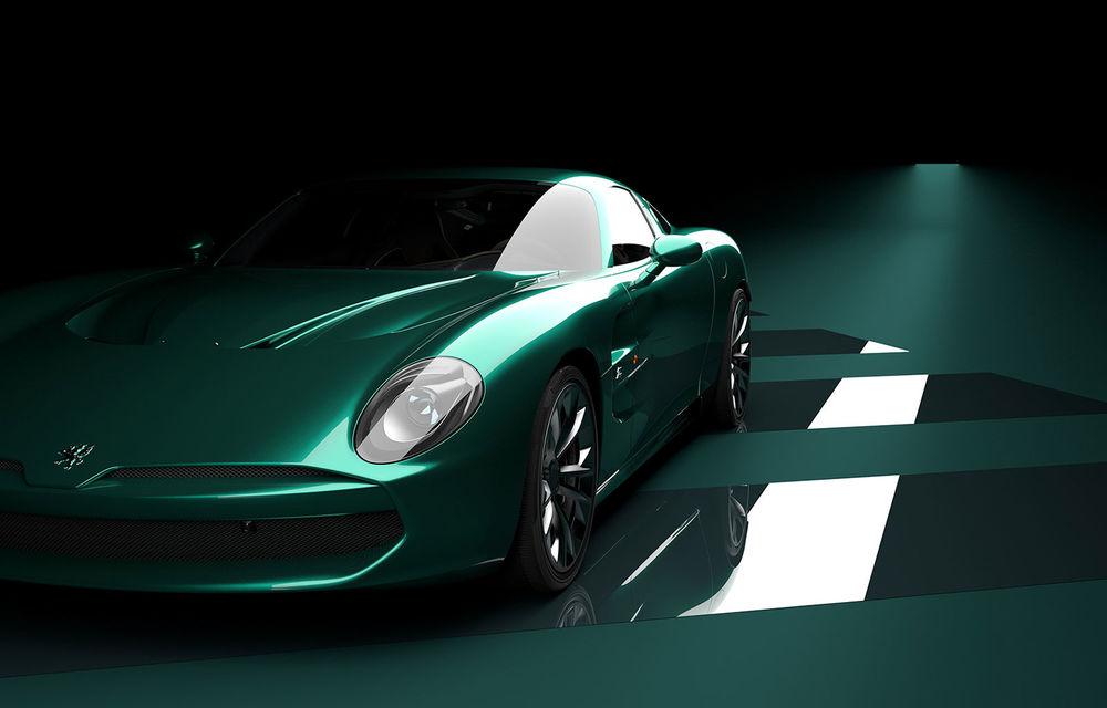 Primele imagini cu viitorul Zagato IsoRivolta GTZ: GT-ul echipat cu motor V8 va fi produs în 19 unități - Poza 1