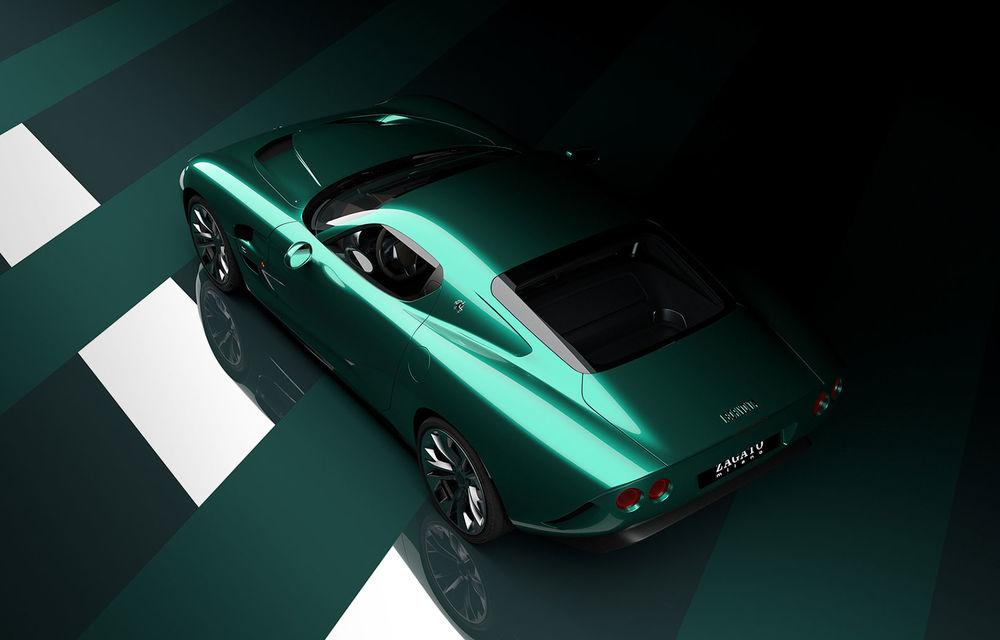Primele imagini cu viitorul Zagato IsoRivolta GTZ: GT-ul echipat cu motor V8 va fi produs în 19 unități - Poza 3