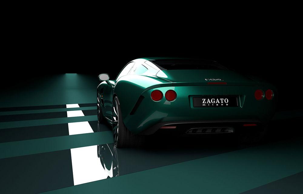 Primele imagini cu viitorul Zagato IsoRivolta GTZ: GT-ul echipat cu motor V8 va fi produs în 19 unități - Poza 2
