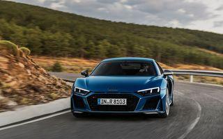 Presa britanică: Audi ar putea relansa R8 și TT ca modele 100% electrice