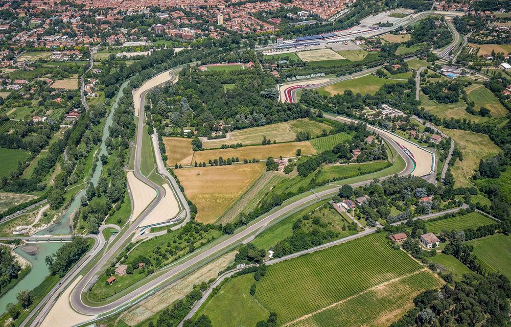 Programul etapei de Formula 1 de la Imola a fost confirmat: piloții vor avea o singură sesiune de antrenamente - Poza 1