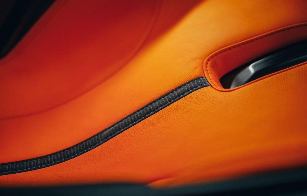 Gordon Murray a prezentat noul T.50, succesorul lui McLaren F1: supercar-ul cântărește mai puțin de o tonă și are un V12 aspirat natural cu 663 CP - Poza 41