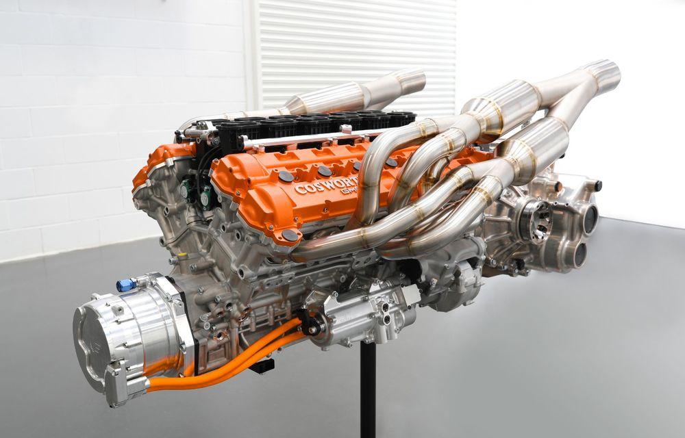 Gordon Murray a prezentat noul T.50, succesorul lui McLaren F1: supercar-ul cântărește mai puțin de o tonă și are un V12 aspirat natural cu 663 CP - Poza 46